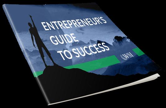 Download WSI's Entrepreneur's Guide to Success