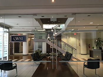 WSI's Corporate Office