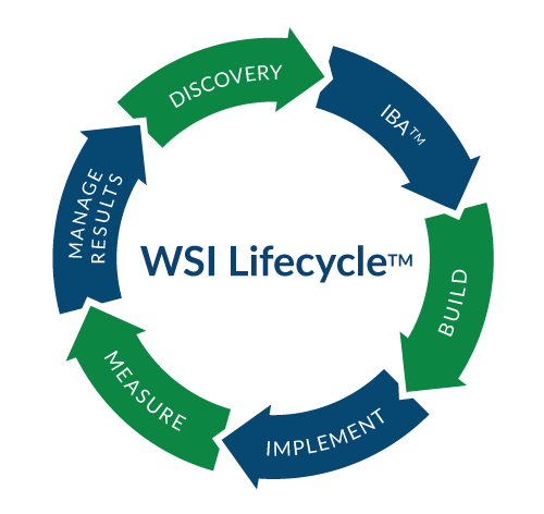 WSI Digital Marketing Lifecycle