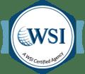 WSI Certified Agency Seal