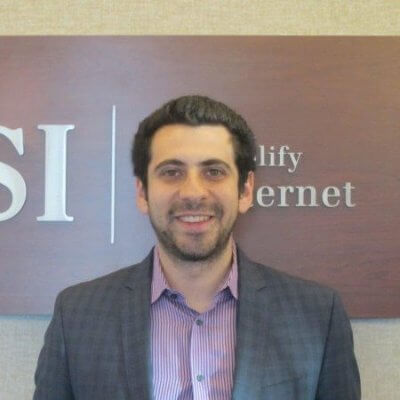 Gennady Liakhter has been with WSI for five years